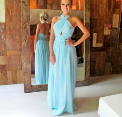 Jemné nádherné večerní společenské šaty více variant