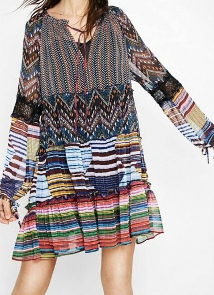 Dámské luxusní šaty Desigual