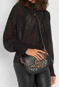 Orsay dámská černá halenka