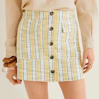 Dámská mini sukně Mango