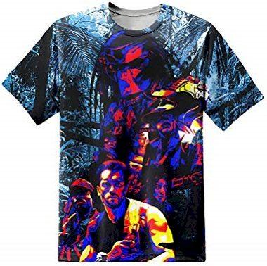 Pánské tričko Predator