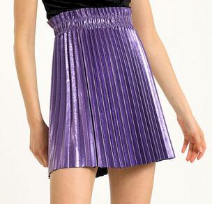 Dámská koženková sukně Pimkie