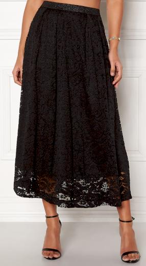 Dámská krajkovaná dlouhá sukně Pieces