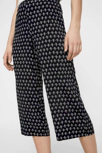 Dámské viskózové kalhoty Vero Moda