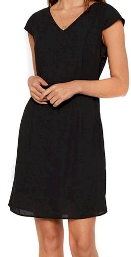 Dámské černé šaty Vero Moda