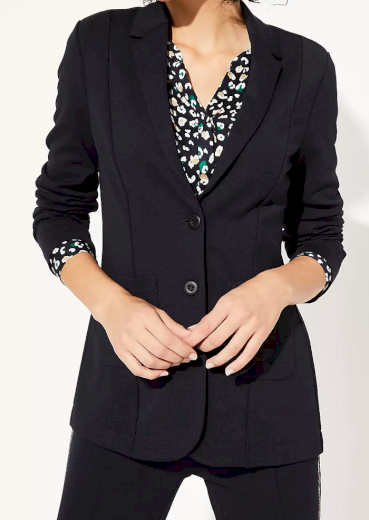 Dámské modré sako s.Oliver