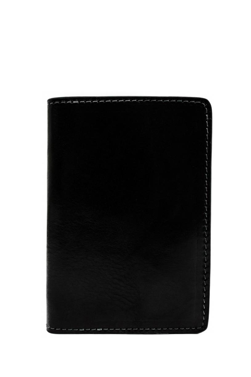 Kožená peněženka dokladovka