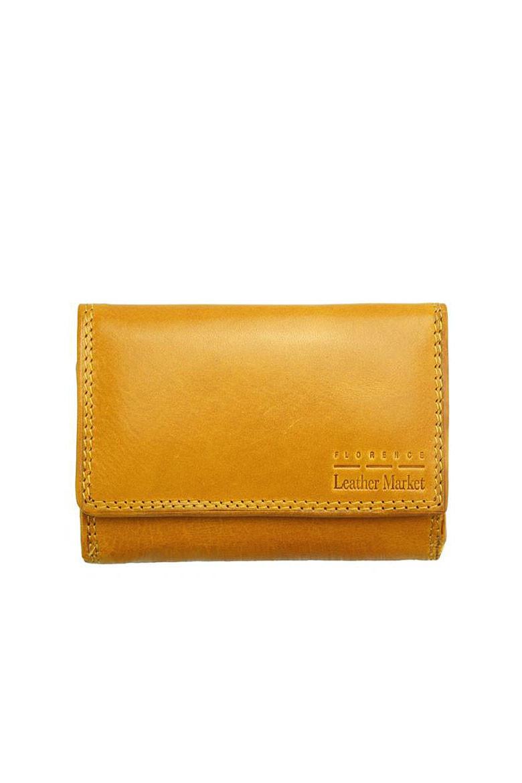 Klasická kožená peněženka