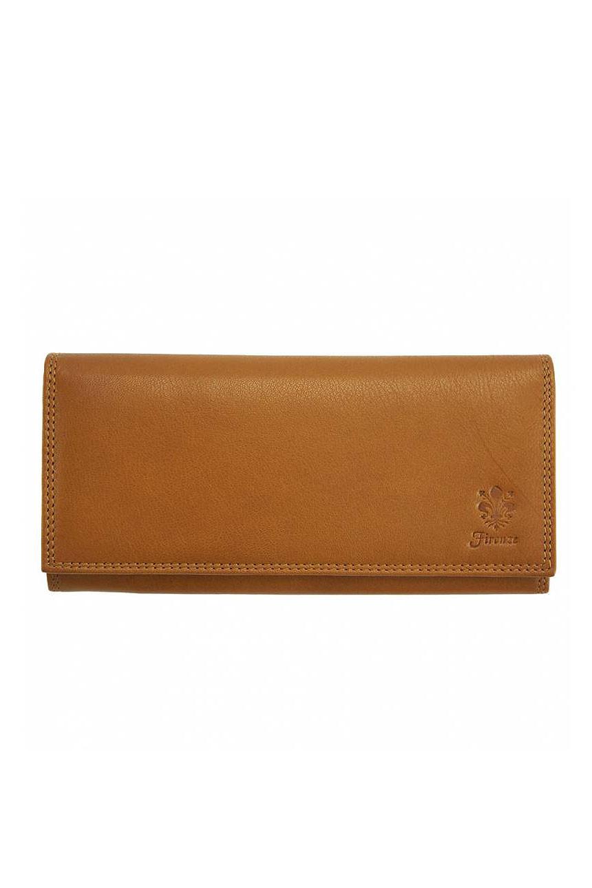 Dámská velká peněženka z pravé kůže