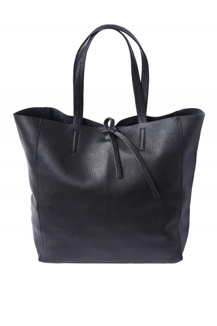 Tote kabelka z pravé kůže
