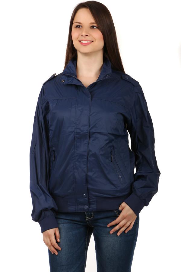 Dámská vzdušná bunda na zip