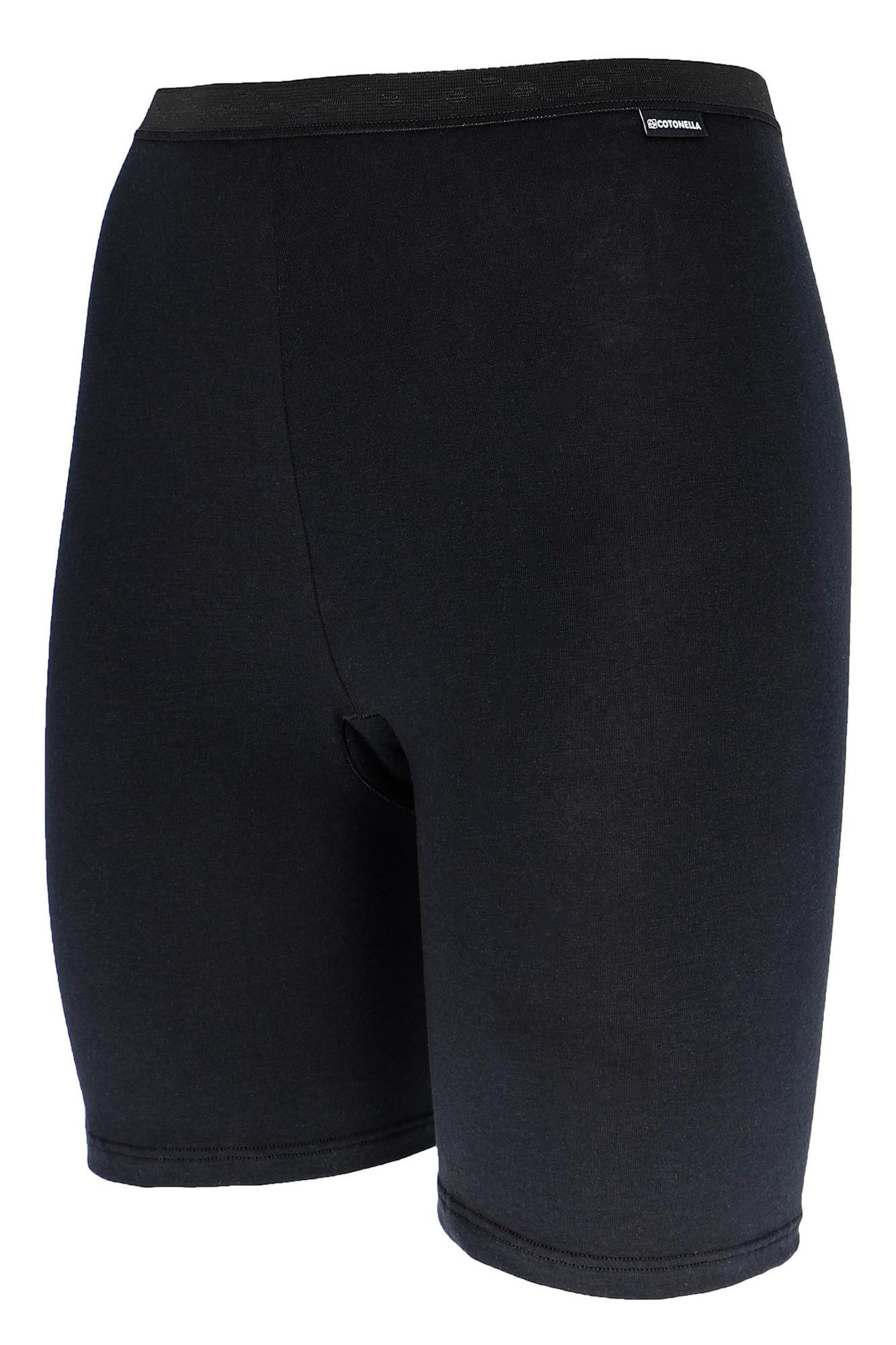 Bavlněné boxerky s dlouhou nohavičkou - i nadměrné velikosti