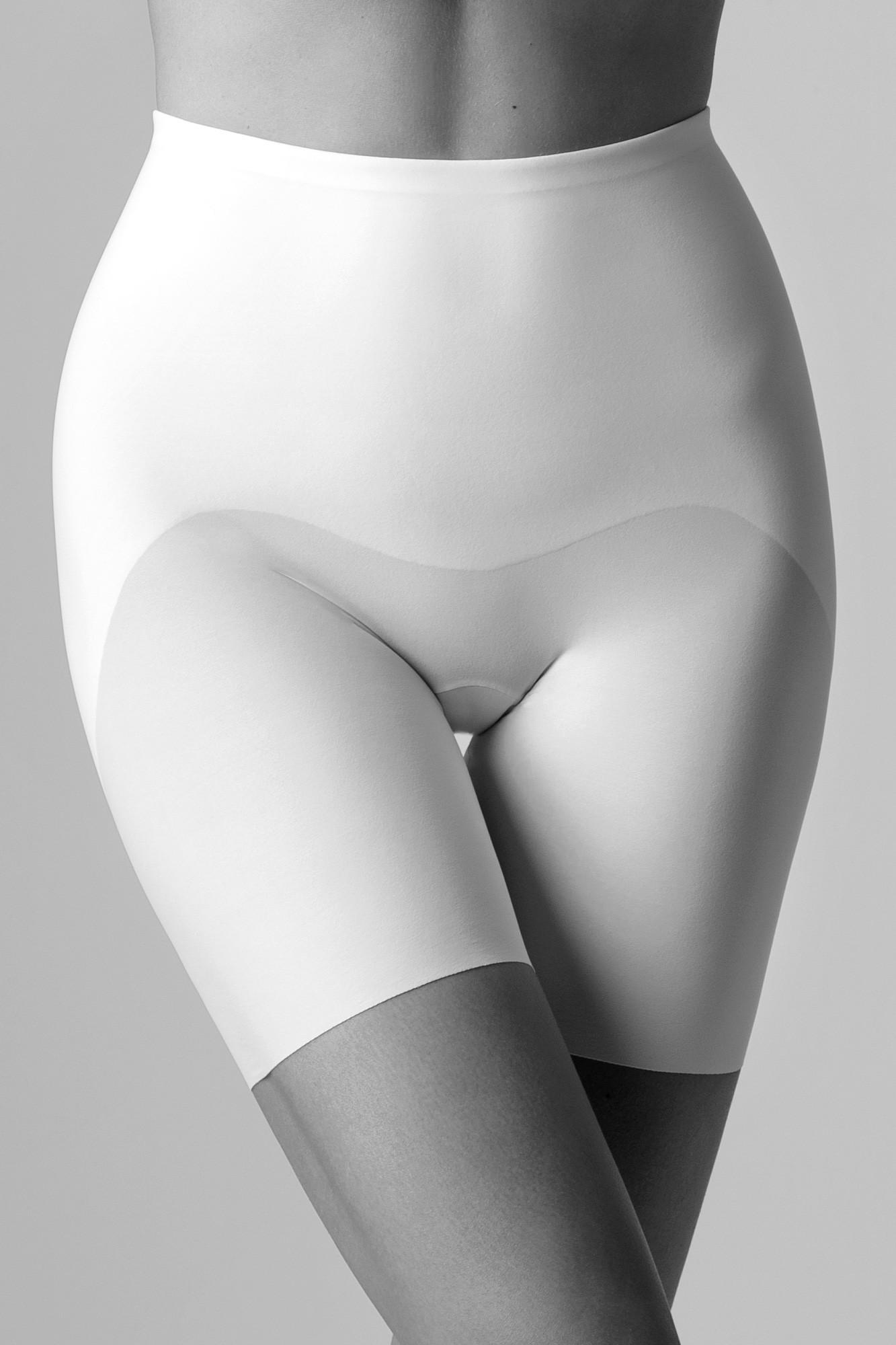 Zeštíhlující boxerky s dlouhou nohavičkou Invisible
