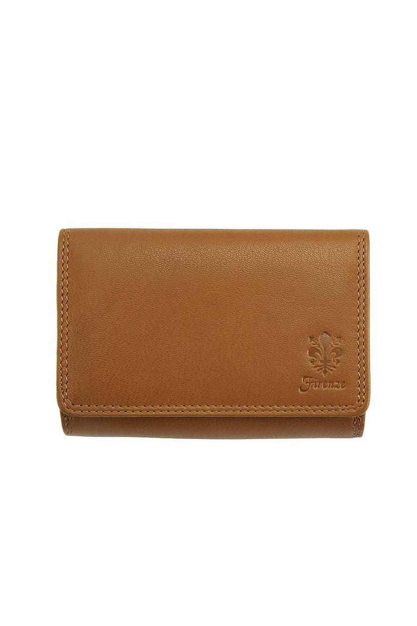 Malá peněženka z pravé kůže