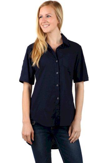Dámská asymetrická košile