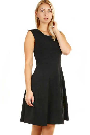 Dámské krátké business šaty