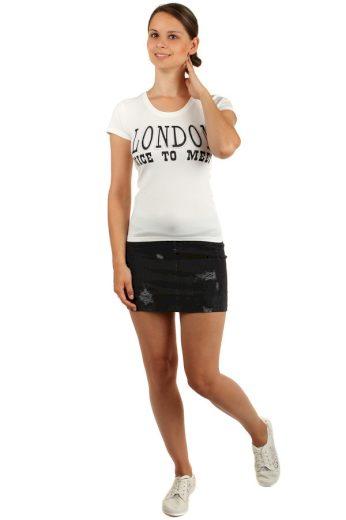 Dámské tričko London
