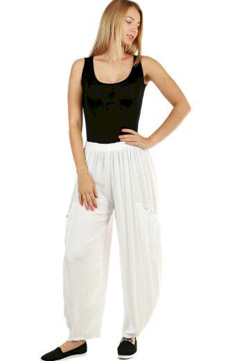 Široké dámské kalhoty na léto Hip Hop