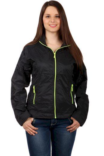 Sportovní dámská bunda na zip