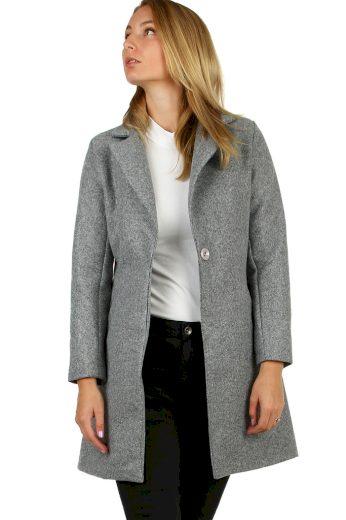 Dámský vypasovaný kabát