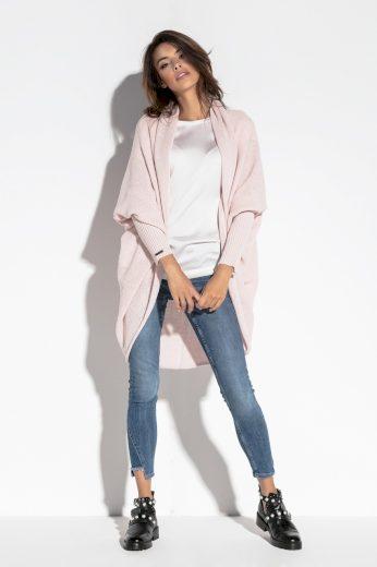 Dlouhý teplý svetr