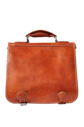 Dámská business kabelka v retro vzhledu