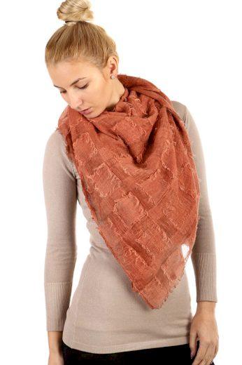 Čtvercový šátek