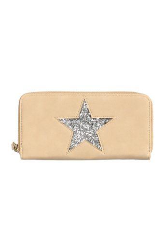 Dámská peněženka s hvězdou
