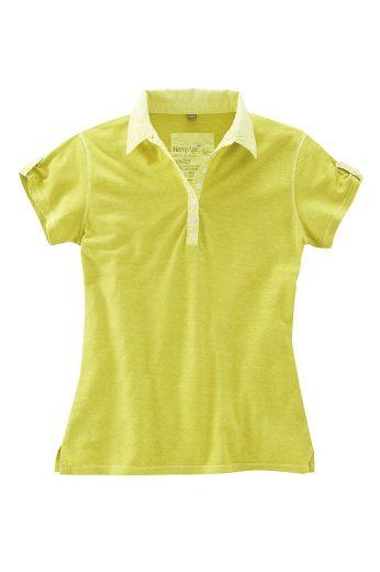 Konopné EKO tričko s límečkem