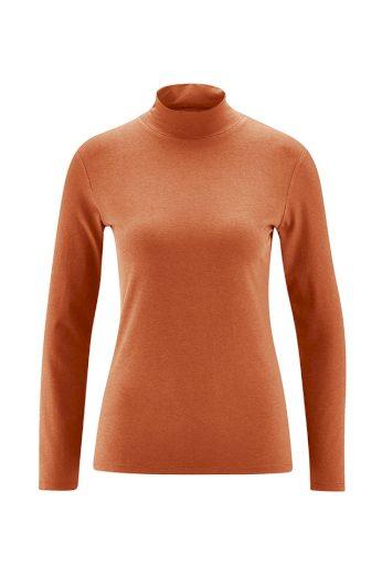 EKO tričko se stojáčkovým výstřihem