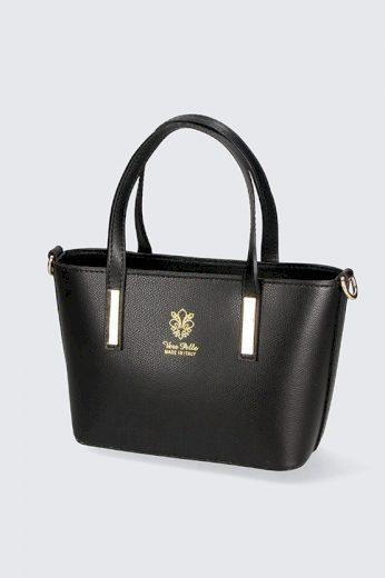 Malá kožená kabelka do ruky