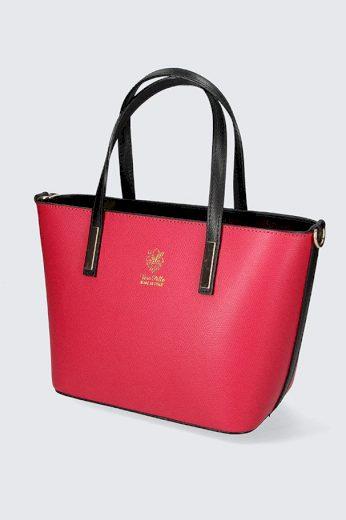 Kožená kabelka do ruky Exclusive