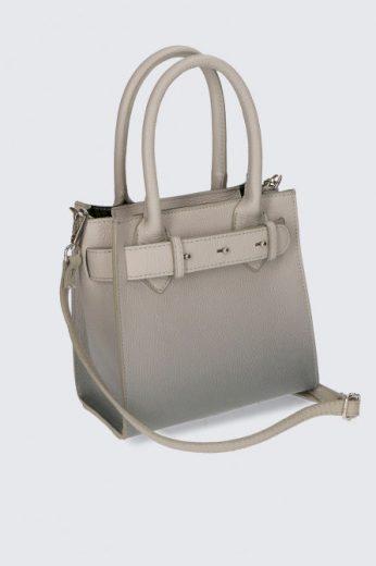 Kožená kabelka 2v1