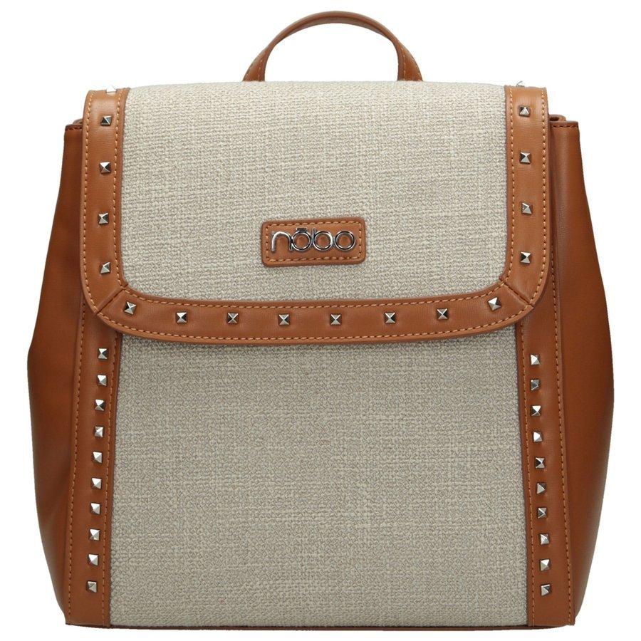 Měkký sportovní batoh NOBO taška - batůžek s cvočky