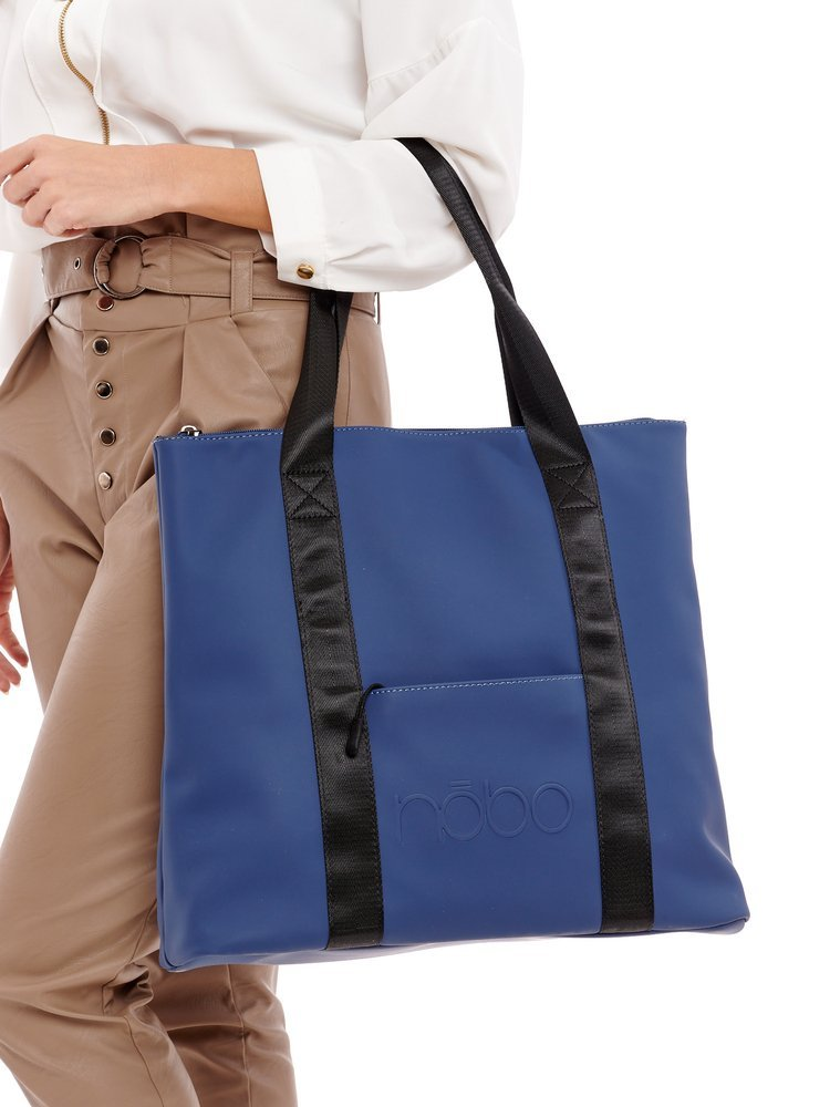 NOBO velká taška městská vodotěsná kabelka A4