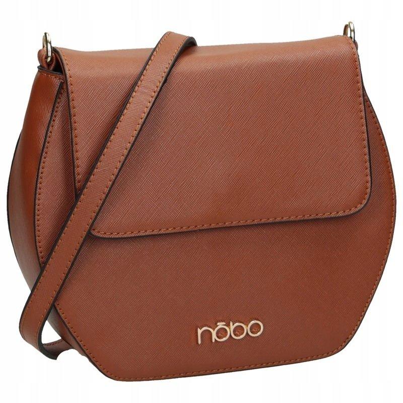 Elegantní listonoška geometrická malá kabelka ekokůže NOBO
