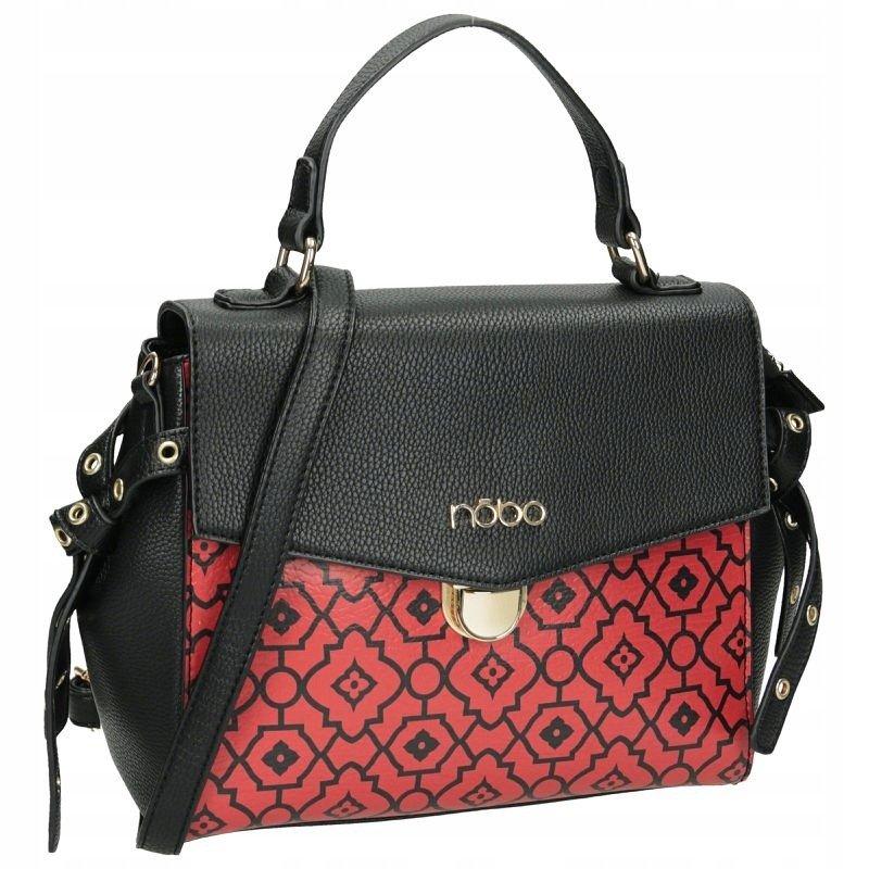 Elegantní kabelka malá listonoška ARTDECO eko kůže NOBO