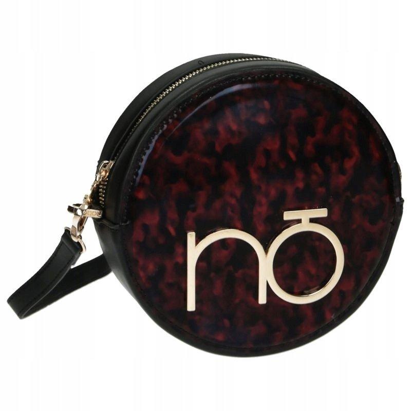 Malá kulatá taška round bag kabelka NOBO