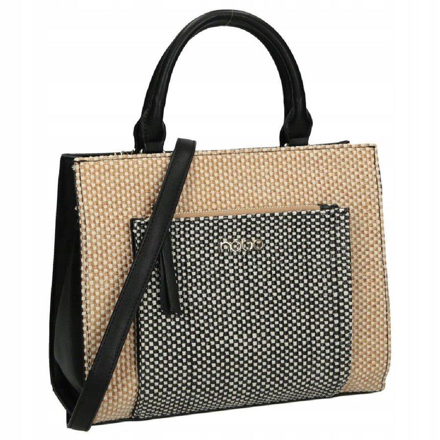 Klasická dámská kabelka NOBO NBAG-I1310-CM20
