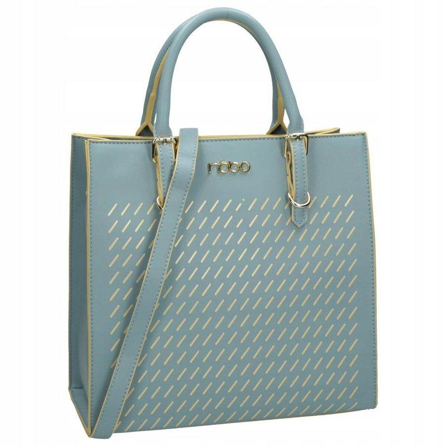 Klasická dámská kabelka NOBO