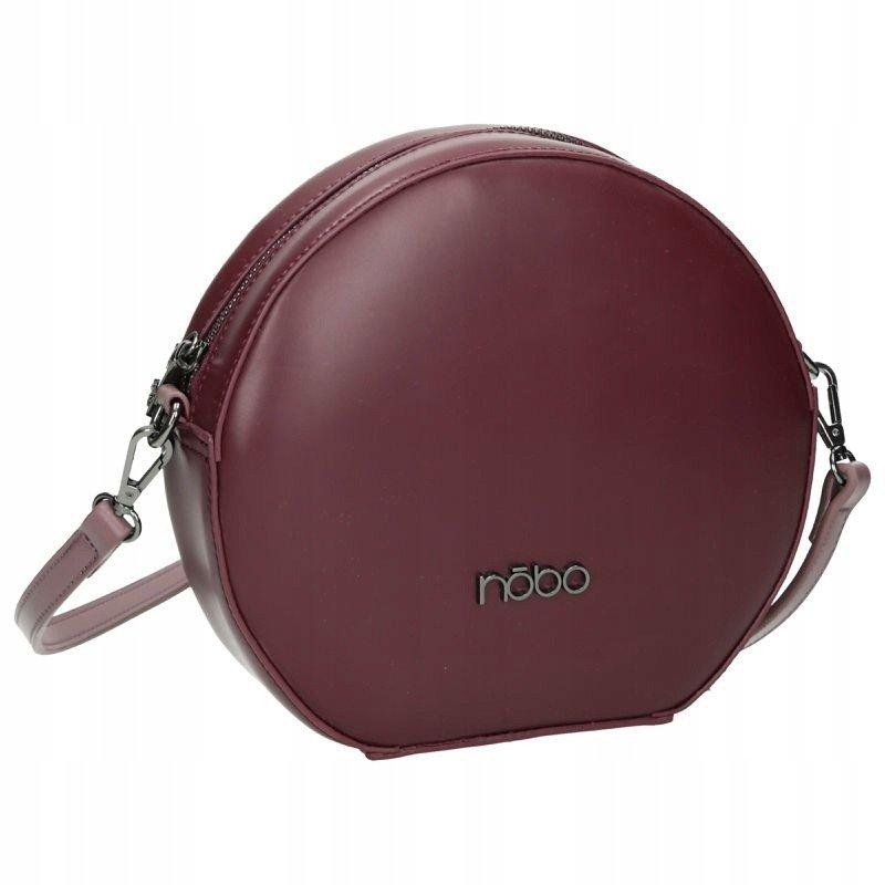 Malá kabelka round bag kulatá taška NOBO