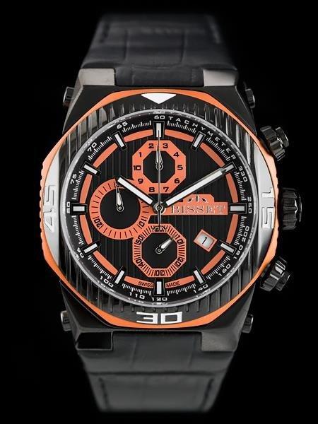 Pánské hodinky Bisset BSCD24 (zb008c)