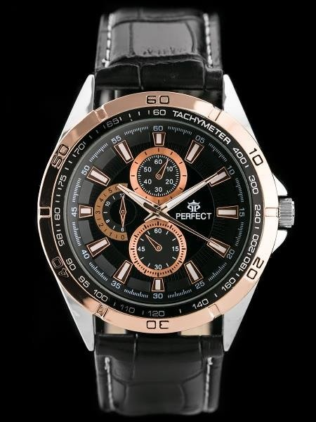 Pánské hodinky PERFECT W228 (zp210e)