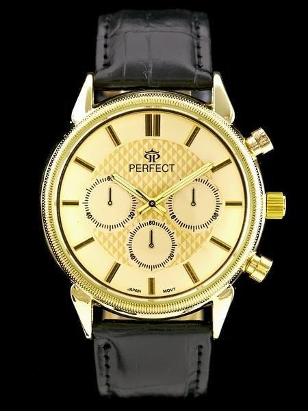 Pánské hodinky PERFECT W169 - ERTON (zp103c)
