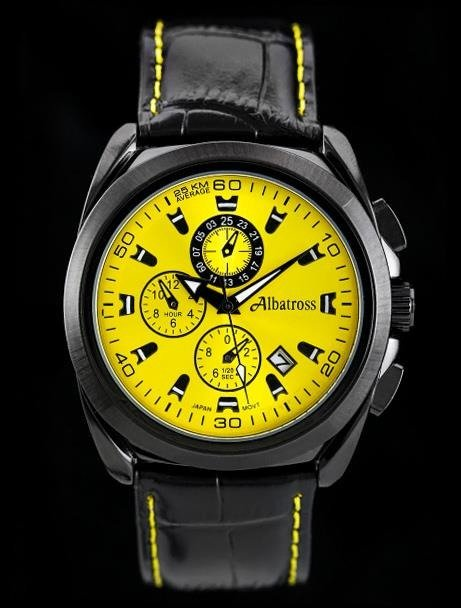 Pánské hodinky ALBATROSS ABCA04 (za041e)