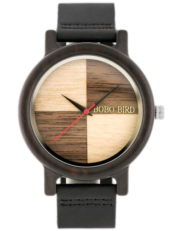 Pánské hodinky dřevěné BOBOBIRD (zx065a)