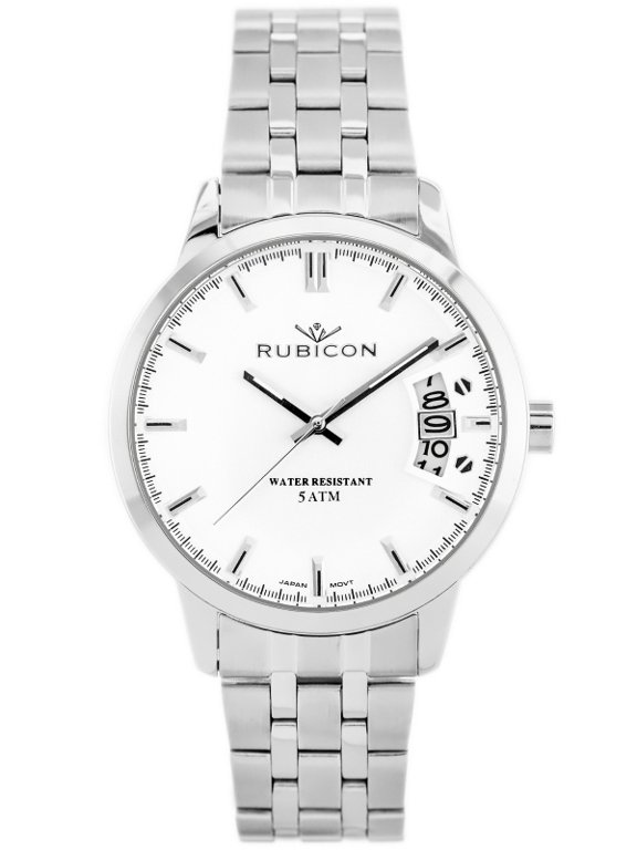 Pánské hodinky RUBICON RNDD82SISX (zr083a)