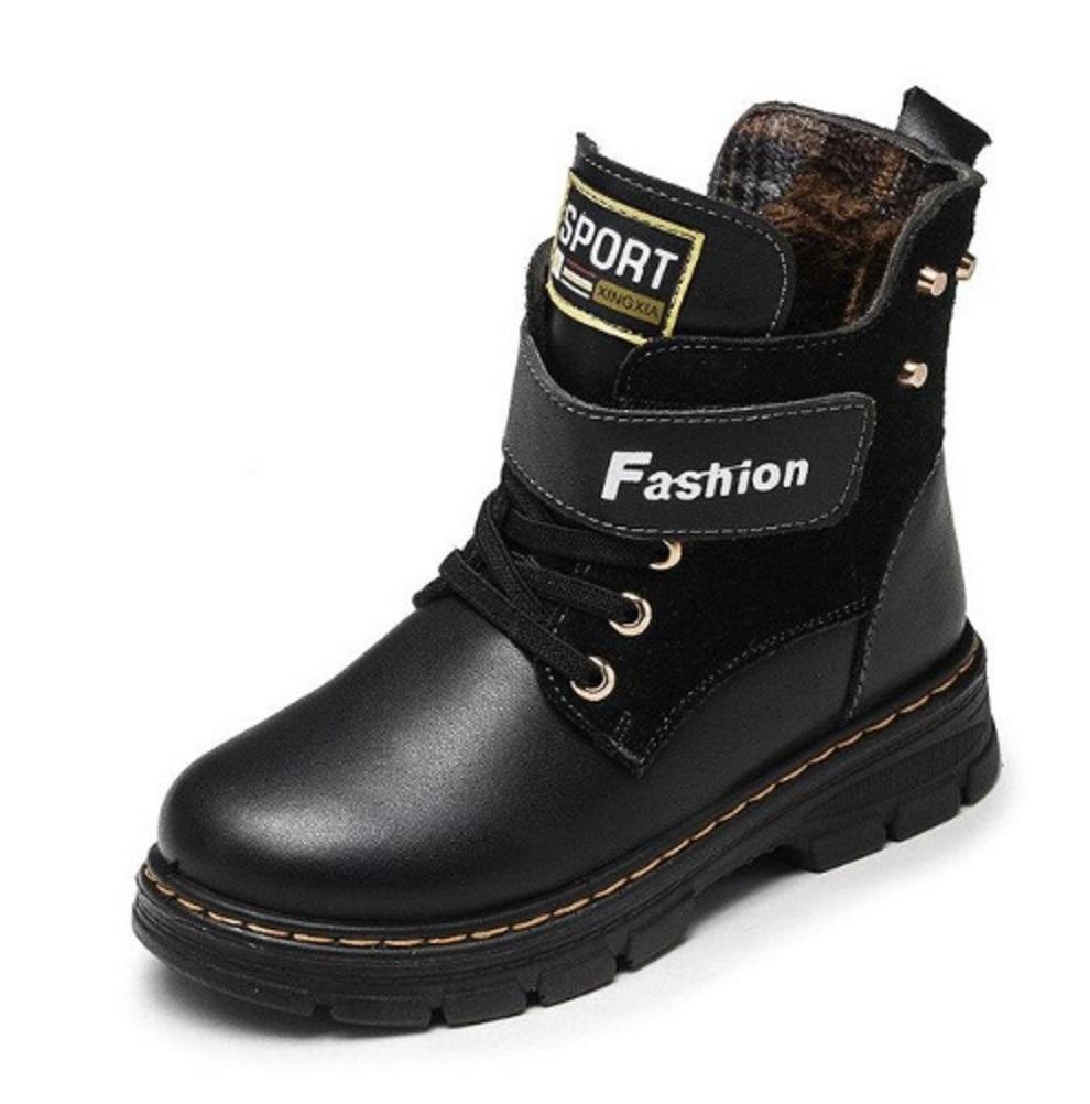 Chlapecké zimní boty FashionEU