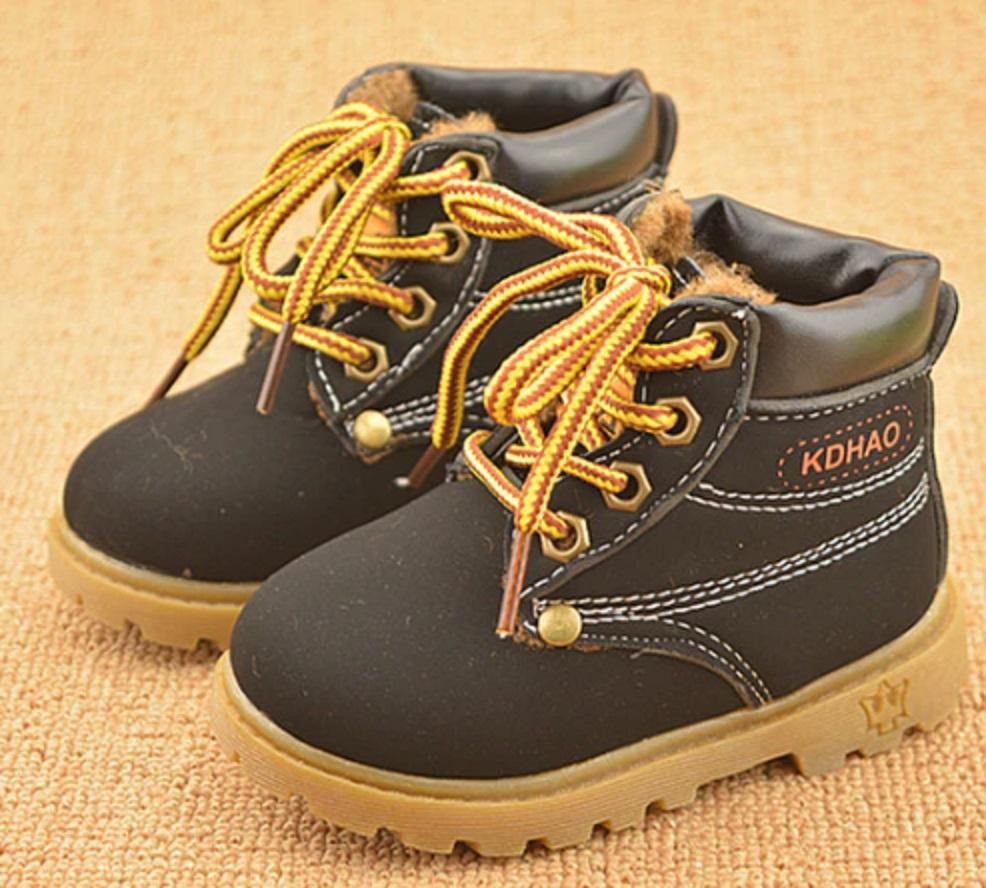 Dětské zimní outdoorové boty FashionEU
