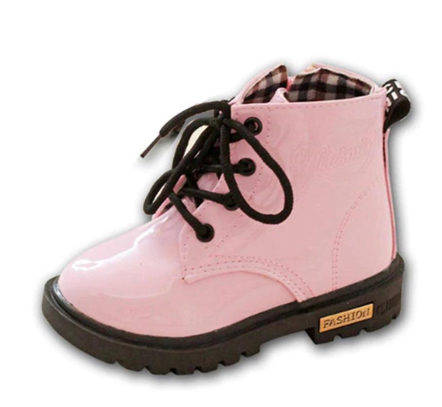 Dětské zimní kotníkové boty A1552 FashionEU